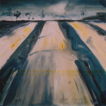 Spargel im Winter I, 2003